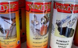 KIM TEC, kontakt spray 400 ml